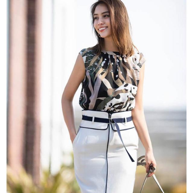 Pinky&Dianne(ピンキーアンドダイアン)の滝沢カレンモデルのスカート レディースのスカート(ひざ丈スカート)の商品写真