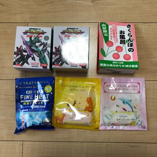 入浴剤お楽しみセット(入浴剤/バスソルト)