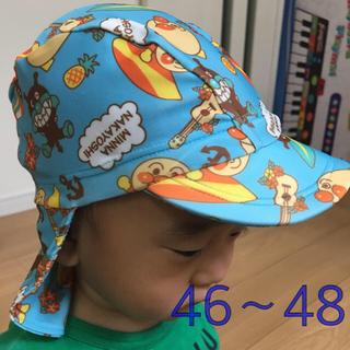 アンパンマン(アンパンマン)のスイムキャップ アンパンマン 46~48(帽子)