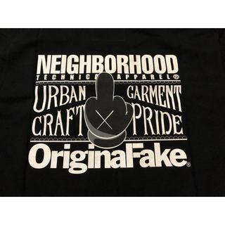 "NEIGHBORHOOD - 新品 OriginalFake""NEIGHBORHOOD限定カラー Tシャツ"