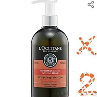 L'OCCITANE - ロクシタン(L'OCCITANE) ファイブハーブス リペアリングシャンプー 5