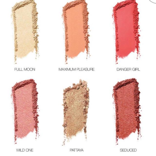 NARS(ナーズ)のNARS オーガズム ミニ アイシャドウパレット コスメ/美容のベースメイク/化粧品(アイシャドウ)の商品写真