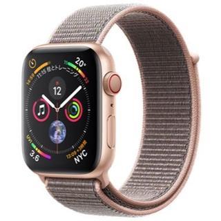 アップルウォッチ(Apple Watch)の新品未開封 AppleWatch Series 4 GPS + Cellular(腕時計(デジタル))