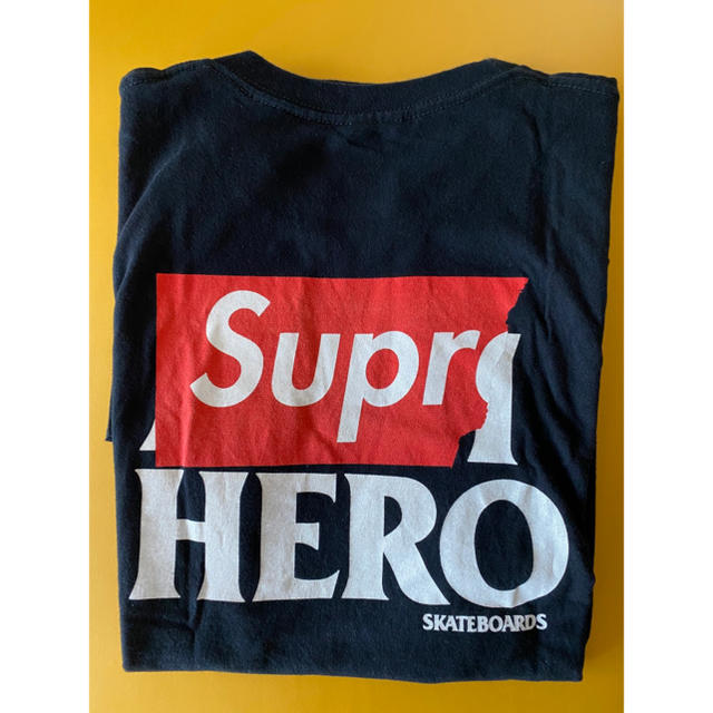 Supreme(シュプリーム)の【正規品】Supreme × ANTI HERO Tシャツ Mサイズ メンズのトップス(Tシャツ/カットソー(半袖/袖なし))の商品写真