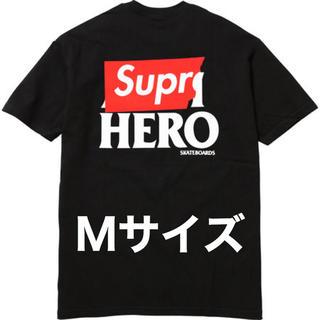 Supreme - 【正規品】Supreme × ANTI HERO Tシャツ Mサイズ