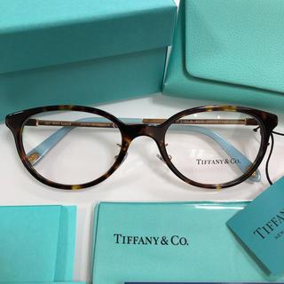 Tiffany & Co. - TIFFANY ティファニー メガネ TF2153-D 8015 TF2153