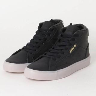 adidas - アディダス スリーク Mid 黒 28.0cm