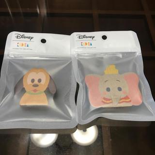 Disney - KIDEA ディズニー ダンボ プルートセット