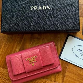 PRADA - プラダ キーケース