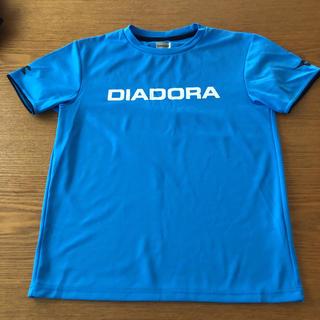 ディアドラ(DIADORA)のディアドラ ドライ素材 Tシャツ(ウェア)