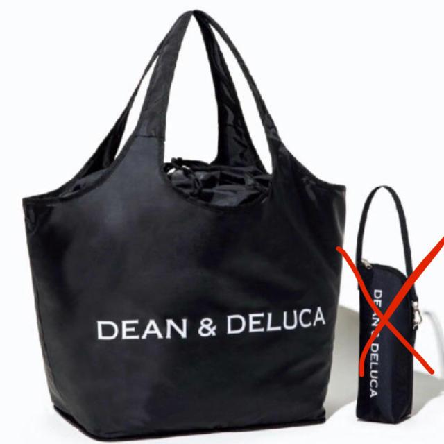 DEAN & DELUCA(ディーンアンドデルーカ)の【ほぼ新品】GROW8月号付録 DEAN&DELUCAエコバッグのみ レディースのバッグ(エコバッグ)の商品写真