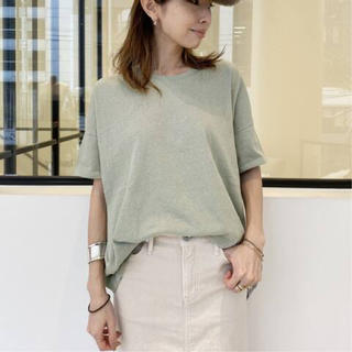 L'Appartement DEUXIEME CLASSE - アパルトモン GOOD GRIEF/グッドグリーフ Relaxed Tee