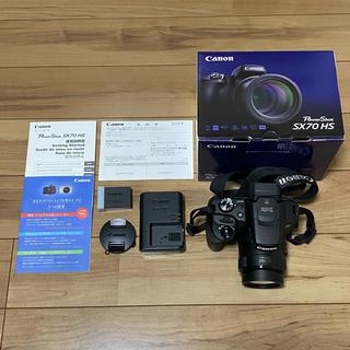 Canon - 【美品】デジカメ Canon PowerShot SX70 HS