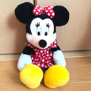 ミニーマウス - ディズニーランド ミニー ぬいぐるみ