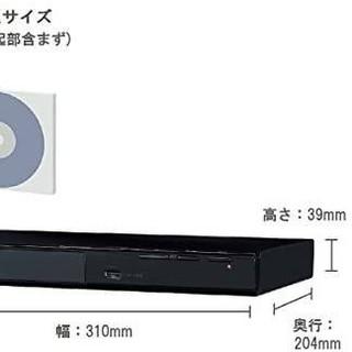 Panasonic DVDプレーヤー(再生専用)(DVDプレーヤー)
