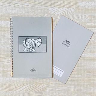 エルメス(Hermes)のエルメス 手帳レフィル 1997 2025 グローブトロッター アジャンダ(手帳)