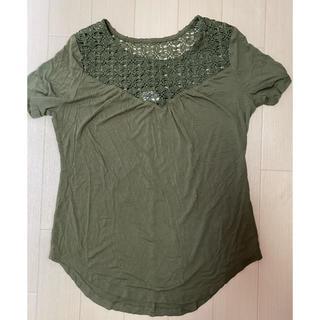オールドネイビー(Old Navy)のOLD NAVY トップス xsサイズ(Tシャツ(半袖/袖なし))