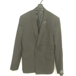 DIOR HOMME - 値段交渉可能 ディオール ジャケット アトリエ  ラペルクロス スーツ Dior