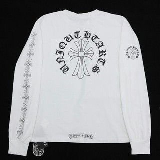 Chrome Hearts - Chrome Hearts 長袖tシャツ ロンT