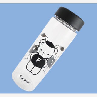 familiar - 新品 ファミリア   マイボトル 水筒 クリアボトル