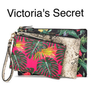 Victoria's Secret - ★Victoria'sSecret★Hot Tropicポーチ3点セット