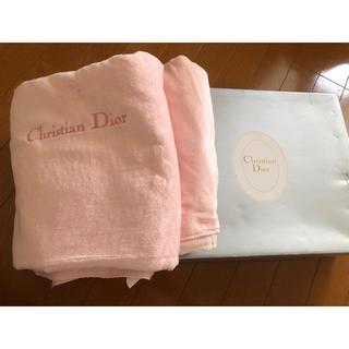 クリスチャンディオール(Christian Dior)のクリスチャンディオール シーツ(シーツ/カバー)