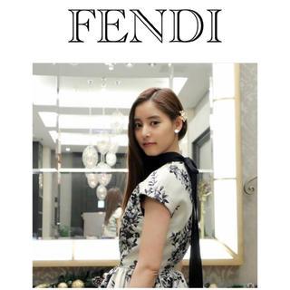 FENDI - 限定出品【新木優子着用】FENDI フェンディ ジャカードドレス ワンピース