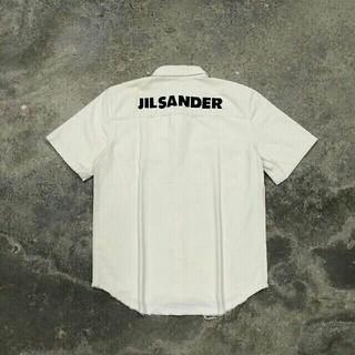ジルサンダー(Jil Sander)のJIL SANDER 20ss ベージュ シャツ(Tシャツ/カットソー(半袖/袖なし))