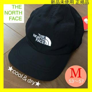 THE NORTH FACE - ノースフェイス キッズ 子ども キャップ 帽子 ブラック 黒 M