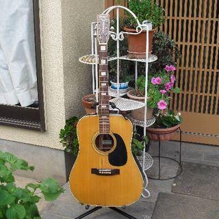 ビンテージ70sスズキ3ピースバック (アコースティックギター)