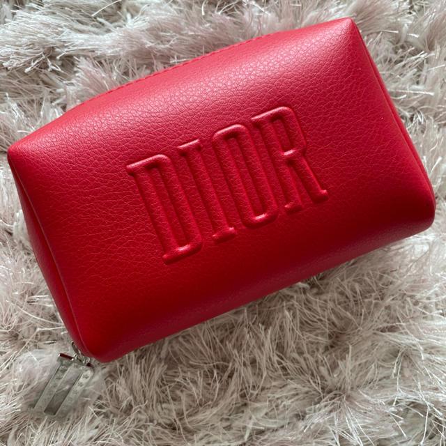 Christian Dior(クリスチャンディオール)のDior ノベルティ ポーチ レディースのファッション小物(ポーチ)の商品写真