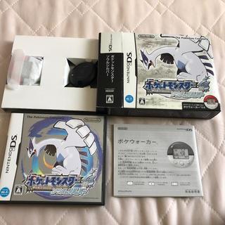 ニンテンドーDS(ニンテンドーDS)のポケットモンスター ソウルシルバー DS 3DS(携帯用ゲームソフト)