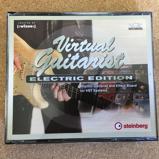 Virtual Guitarist + ELECTRIC EDITION(ソフトウェア音源)