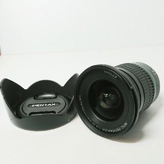 PENTAX - smc PENTAX-DA 12-24mm F4 ED AL [IF]