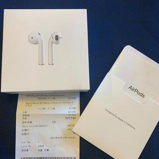 Apple - uj0710さま  専用 チャージングケース第二世代