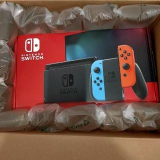 Nintendo Switch - Switch スイッチ 本体 任天堂 ニンテンドー ネオン 据置型