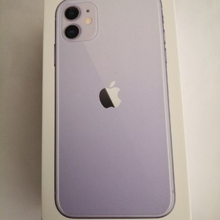 Apple - 美品 iPhone11 64gb ソフトバンク パーブル