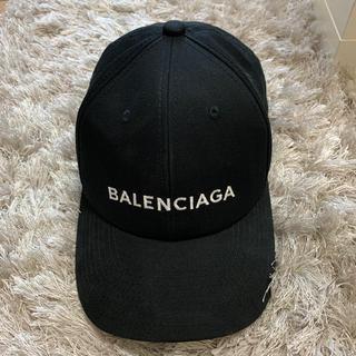 Balenciaga - バレンシアガ キャップ 黒