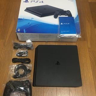 SONY PlayStation4 本体 CUH-2000AB01