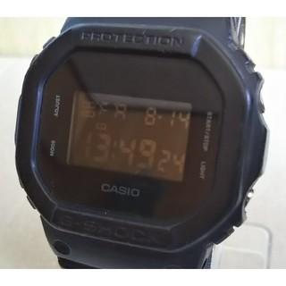 ジーショック(G-SHOCK)のCASIO カシオ G-SHOCK DW-5600BB ブラック 反転液晶(腕時計(デジタル))
