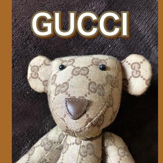 グッチ(Gucci)のレア!グッチ GUCCI  テディベア(ぬいぐるみ)