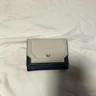 スライ(SLY)のSLY(財布)