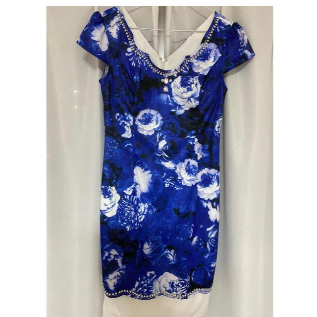 dazzy store(デイジーストア)のdazzy store 新品 ミニドレス キャバドレス レディースのフォーマル/ドレス(ミニドレス)の商品写真