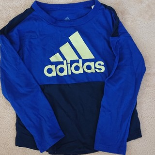 adidas - アディダス  130 長袖Tシャツ