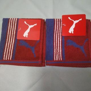 プーマ(PUMA)のプーマタオルハンカチセット(ハンカチ/ポケットチーフ)