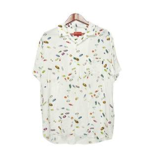Supreme - supreme pills rayon shirt