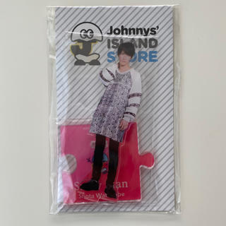 Johnny's - SnowMan 渡辺翔太 アクリルスタンド