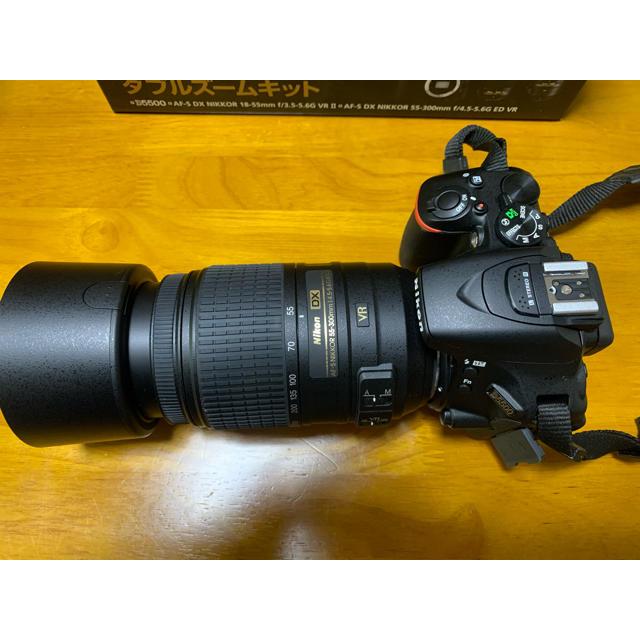 Nikon(ニコン)のNikonD5500 スマホ/家電/カメラのカメラ(デジタル一眼)の商品写真