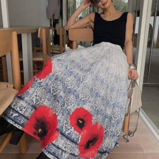 Ameri VINTAGE - Ameri   花柄スカート