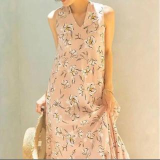 GALLARDA GALANTE - MARIHA マリハ 夏の月影のドレス ピンク 36